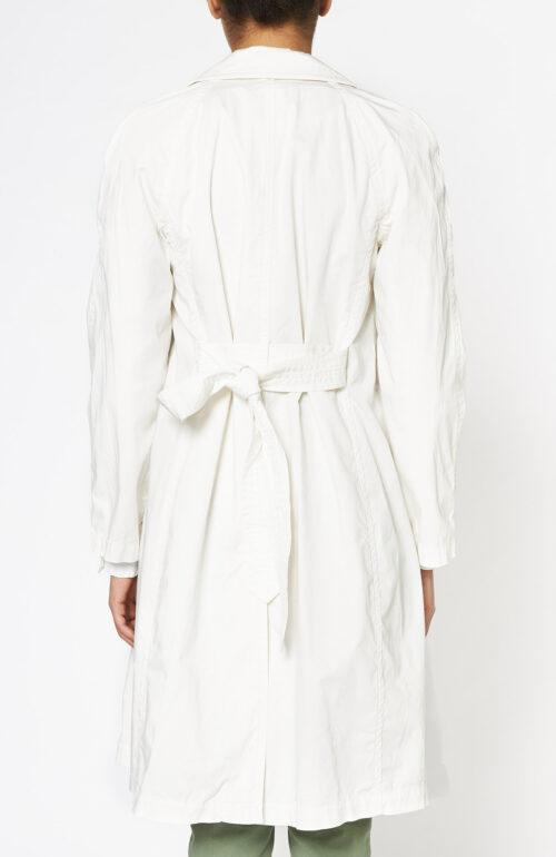 Nili Lotan Oliver Trench Coat weiß