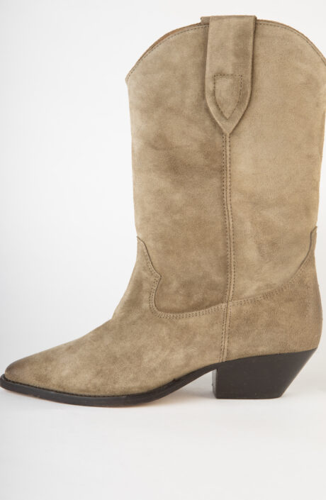 Isabel Marant Etoile Stiefel Puerto taupe