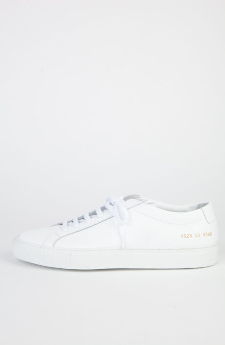 Common Projects Sneaker Original Achilles 1528 Low Weiß