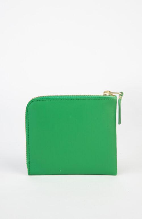 COMMDE DES GARSONS wallet sa3100 grün schwittenberg