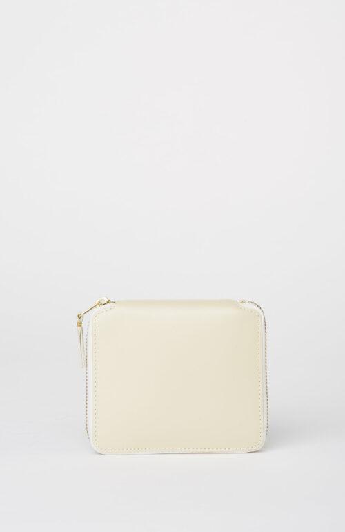Comme des Garçons Wallet SA2100 Classic Weiß