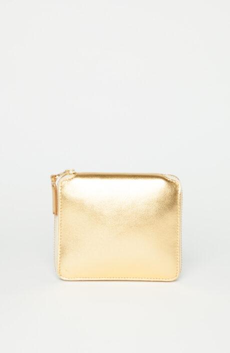 Comme des Garçons Wallet SA2100 Portemonnaie Gold