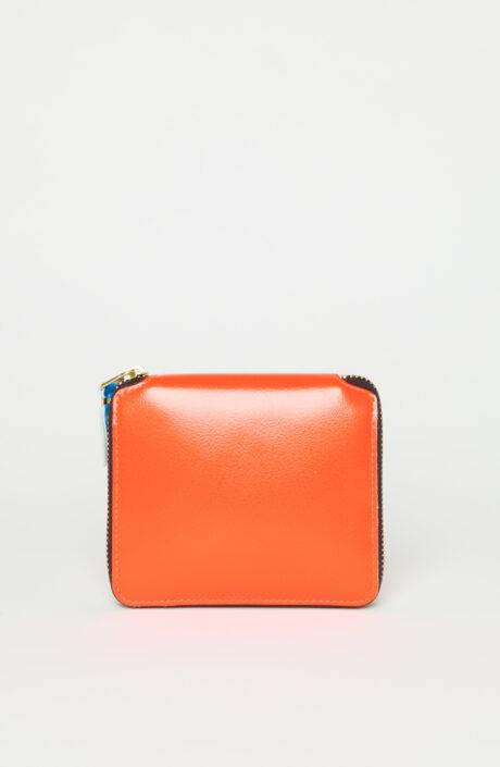Comme des Garçons Wallet SA2100 Super Fluo Orange