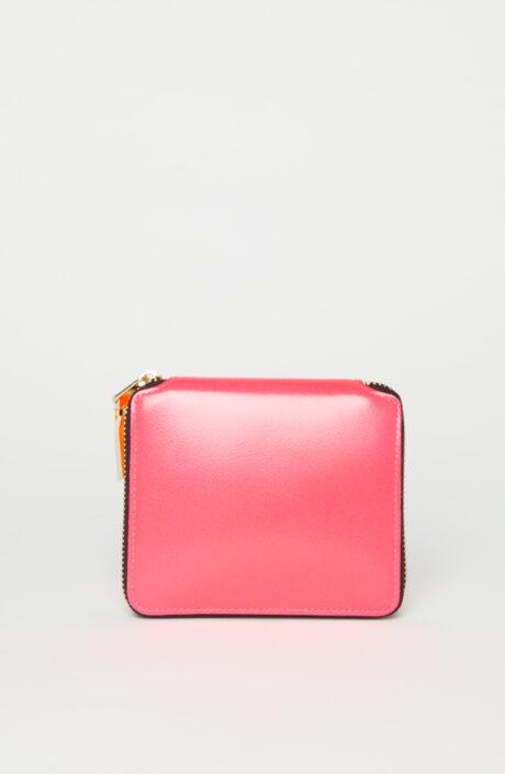 Comme des Garçons Wallet SA2100 Super Fluo Pink