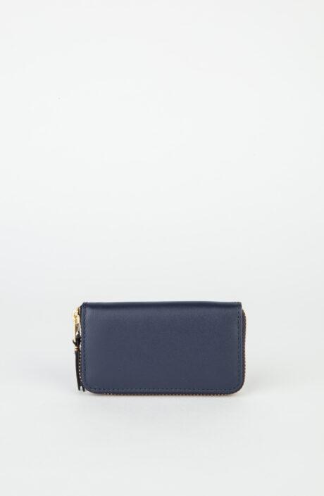 Comme des Garçons Wallet SA410x Classic Dunkelblau