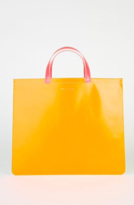 Comme des Garçons Tote SA9000 Super Fluo Orange Yellow