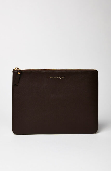 Comme des Garçons Wallet SA5100 Classic Braun