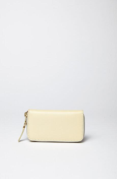 Comme des Garçons Wallet SA410x Classic Weiß