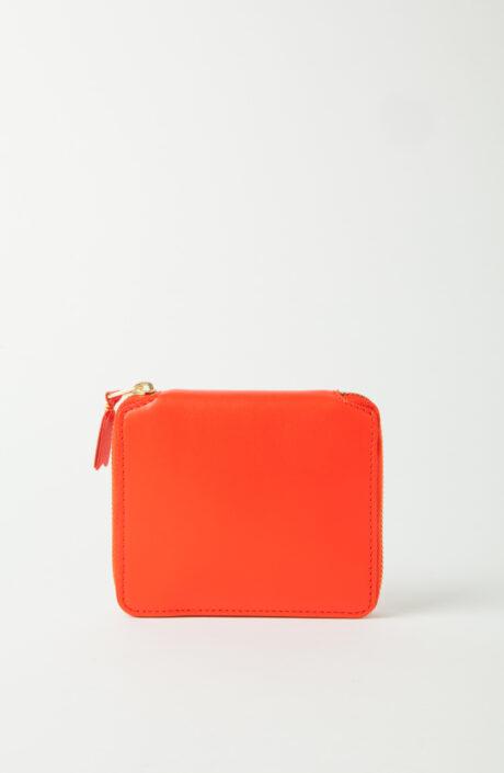 Comme des Garçons Wallet SA2100 Classic Orange