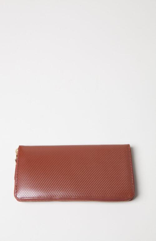 Comme des Garçons Wallet SA0110 Luxury Braun