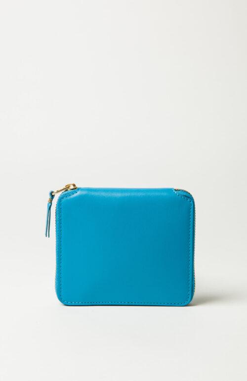 Comme des Garçons Wallet SA2100 Classic Blau