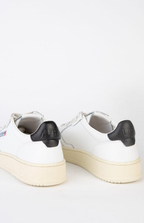 Autry Medalist Damen sneaker weiß schwarz