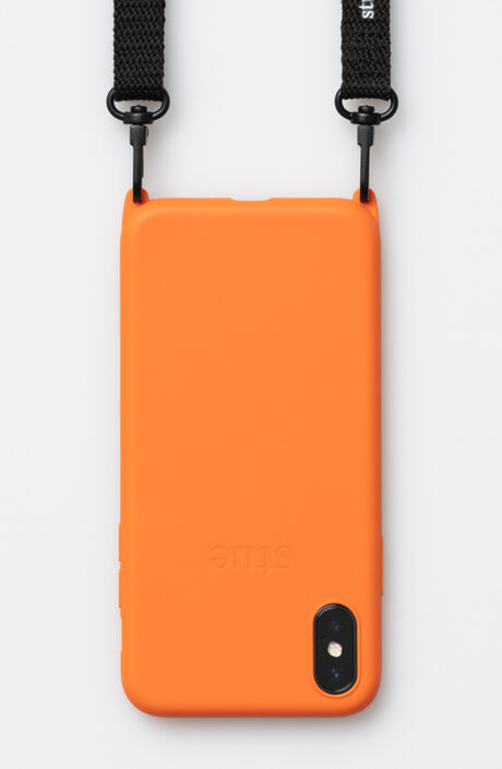 Stue Studios Phone case ora 243 orange schwarz