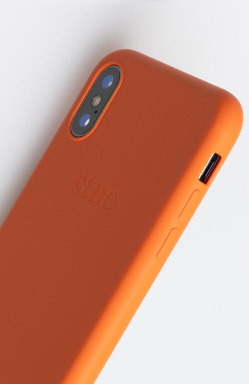 Stue Studios Phone case ora 243 orange schwarz