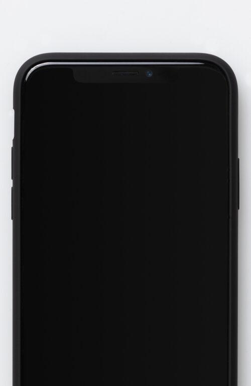 Stue Studios Phone case ora 305 schwarz orange blk 228