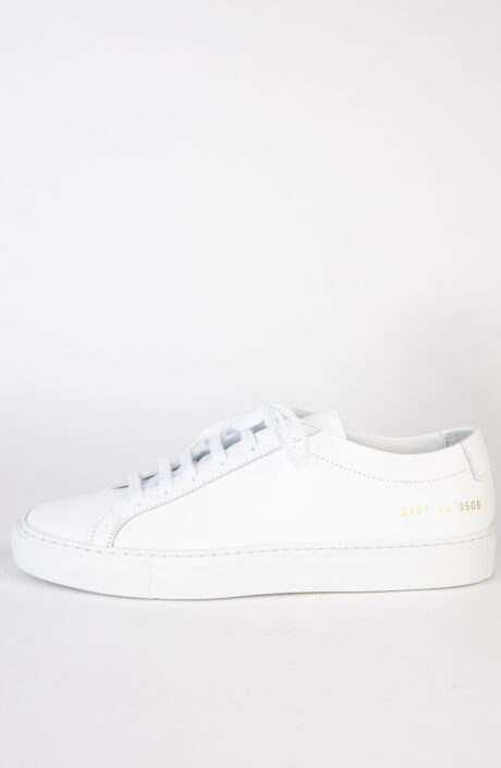 Common Projects Sneaker Original Achilles 3701 Low Weiß