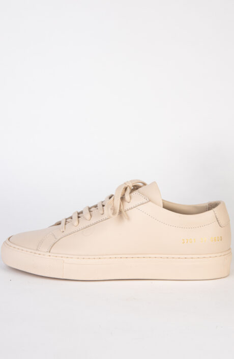 Common Projects Sneaker Original Achilles Low Nude