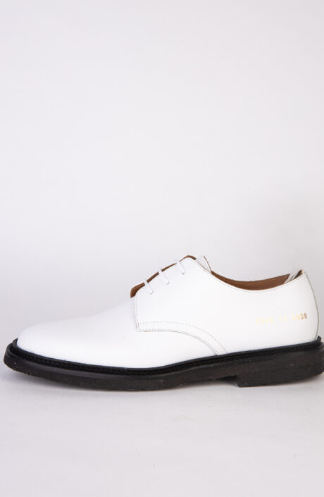 Common Projects Standard Derby in Weiß
