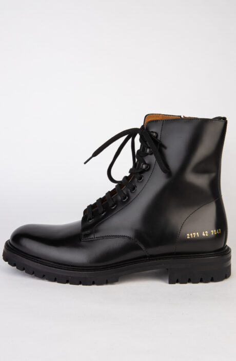 Common Projects Combat Boot 2171 Schwarz