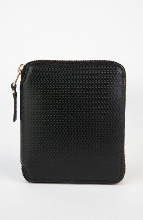 Comme des Garçons Wallet SA2100LG Luxury Schwarz