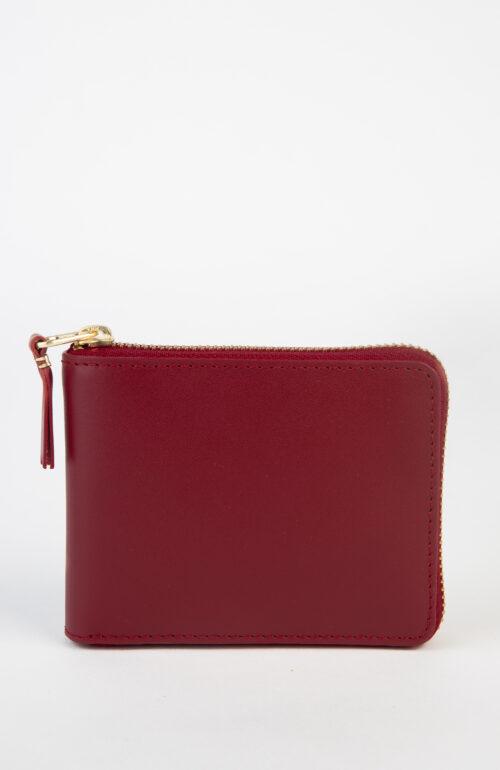 Comme des Garçons Wallet SA7100 Classic Rot