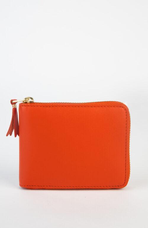 Comme des Garçons Wallet SA7100 Classic Orange