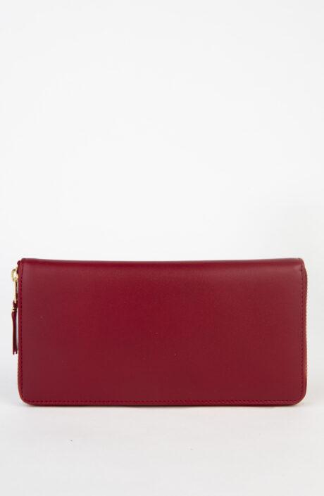 Comme des Garçons Wallet SA0110 Classic Rot
