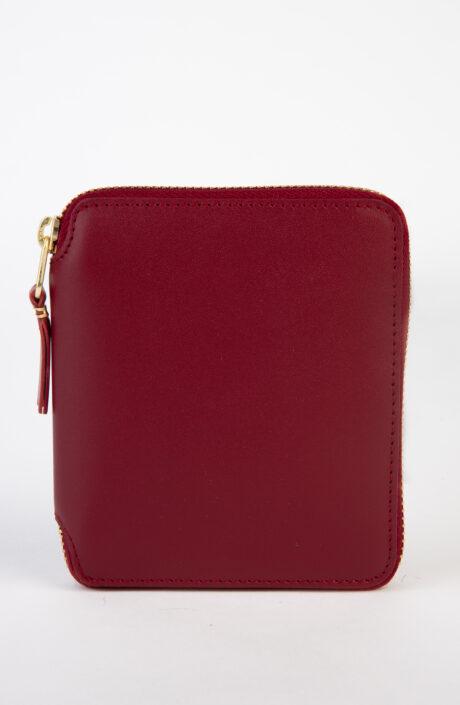 Comme des Garçons Wallet SA2100 Classic Rot