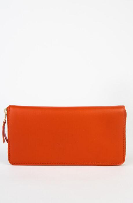 Comme des Garçons Wallet SA0110 Classic Orange