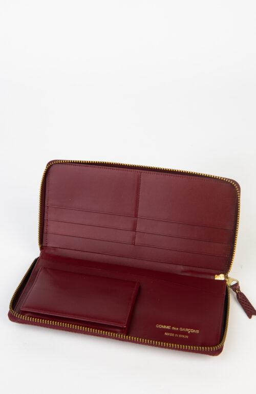 Comme des Garçons Wallet SA0110LG Luxury Burgund