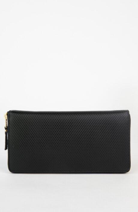 Comme des Garçons Wallet SA0110LG Luxury Line Schwarz