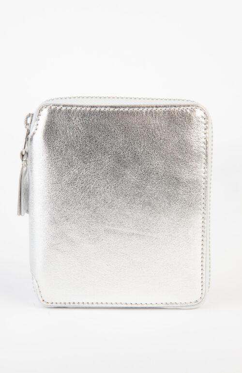 Comme des Garçons Wallet SA2100 Classic Silber