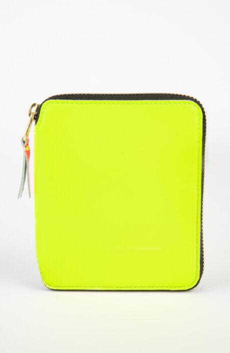 Comme des Garçons Wallet SA2100 Super Fluo Neongelb