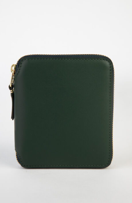Comme des Garçons Wallet SA2100 Classic Grün