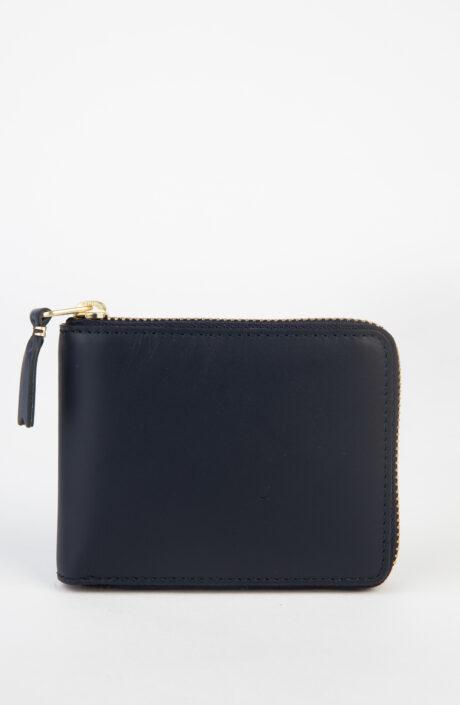 Comme des Garçons Wallet SA7100 Classic Dunkelblau