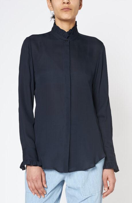 Aleia Shirt dark navy