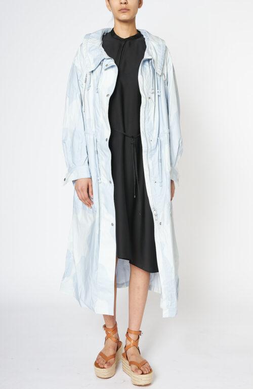 Mantel Dilumbi Light Blue