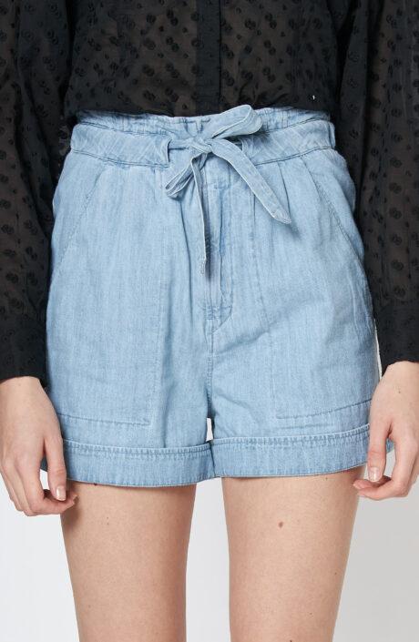 "Hellblaue Shorts ""Marius"""