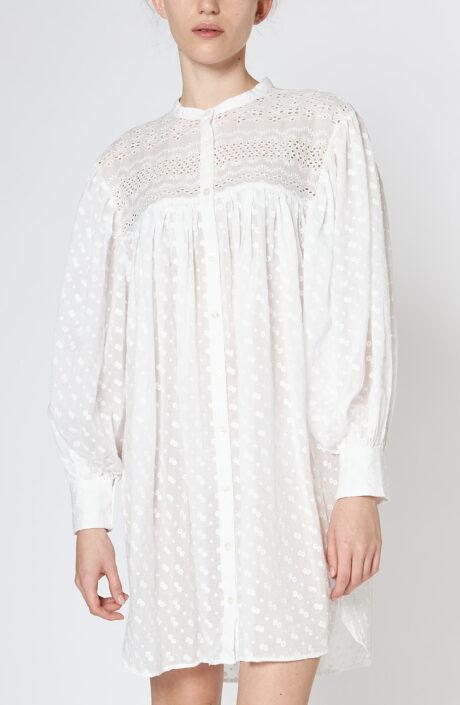 "Weißes Kleid ""Tilalia"""