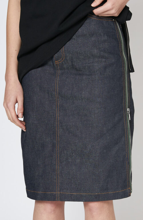 apc sacai rock jeans mai dunkelblau