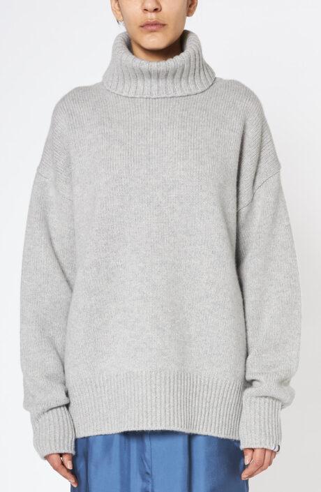 Sweater No 20 Oversize Xtra Grey