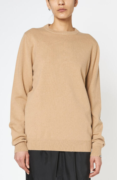 Sweater No 128 Be Camel