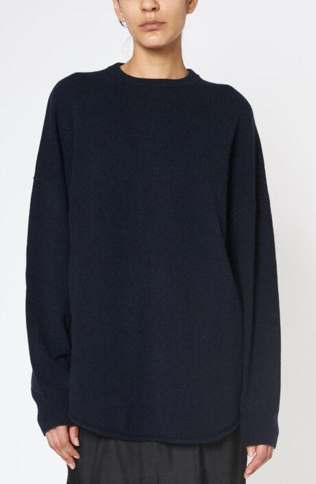 Sweater No 53 Crew Hop Navy