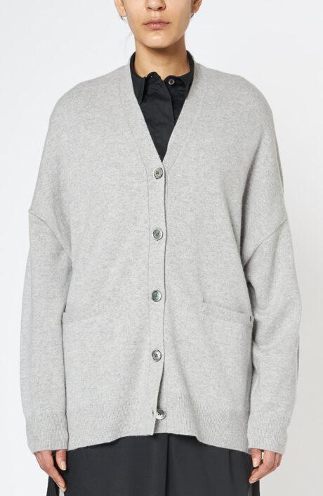 Cardigan No 24 Tokio Grey
