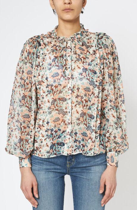 Bluse Edith gardenia