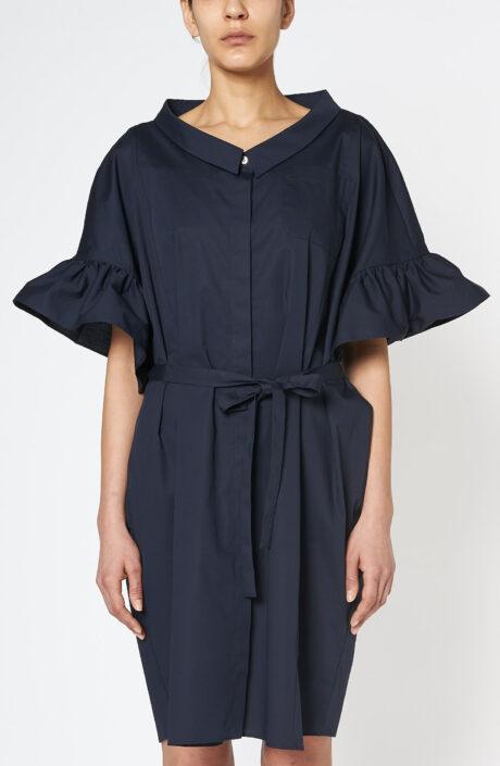 Bloom Dress night blue