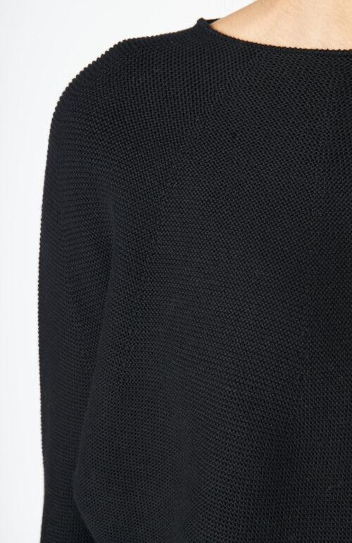 Pullover Kami black cotoon