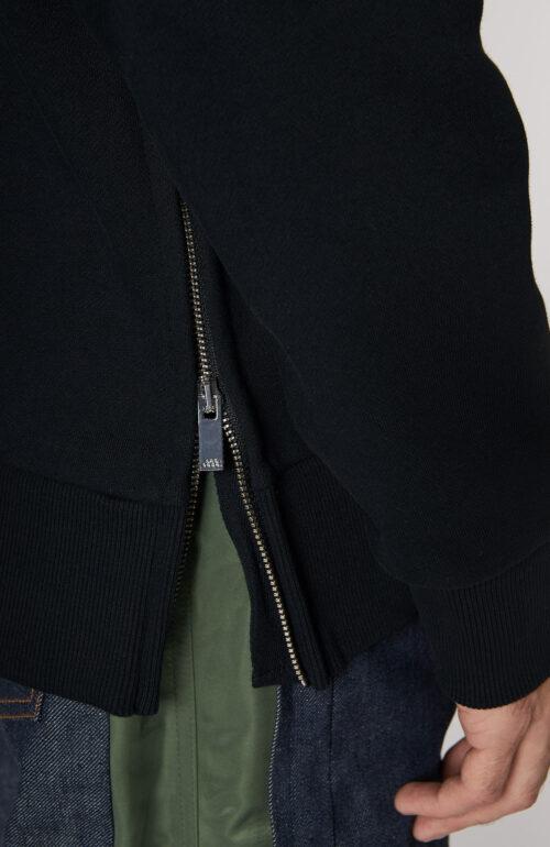 """Schwarzer Kapuzen Pullover """"Taiyo"""""""