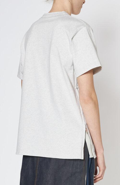 "Graues T-Shirt ""Kiyo"""