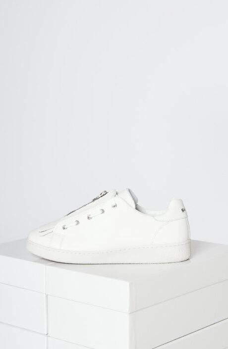 "Apc sacai Weißer Sneaker ""Julietta"""